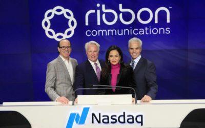 Ribbon Communications Begins Trading on Nasdaq