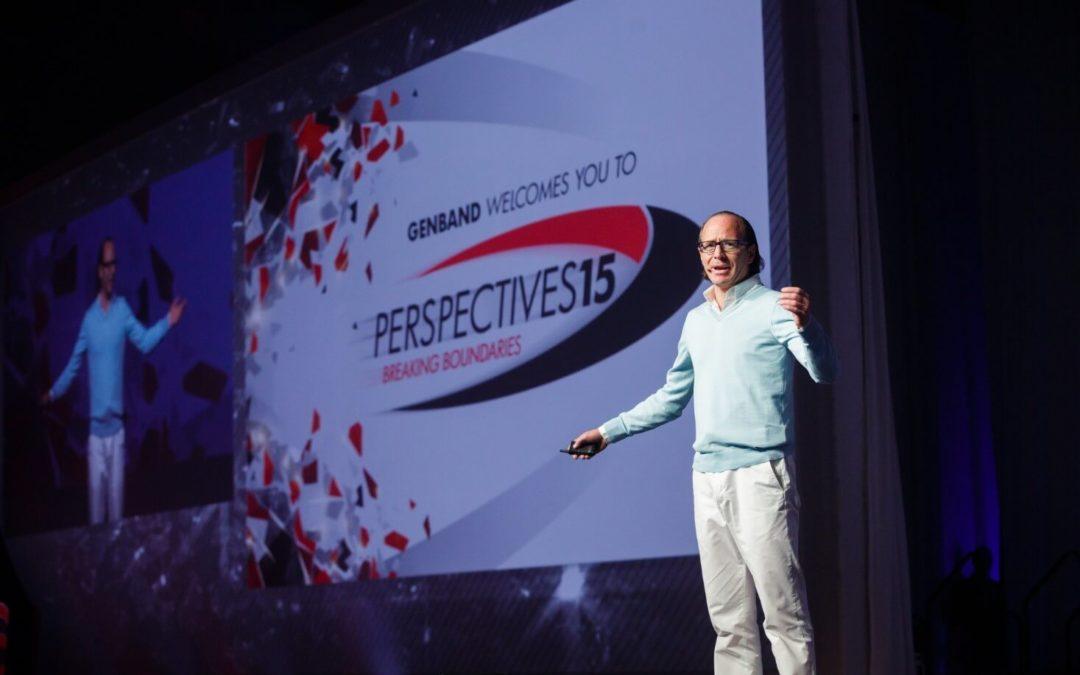GENBAND Perspectives 15 Customer & Partner Summit