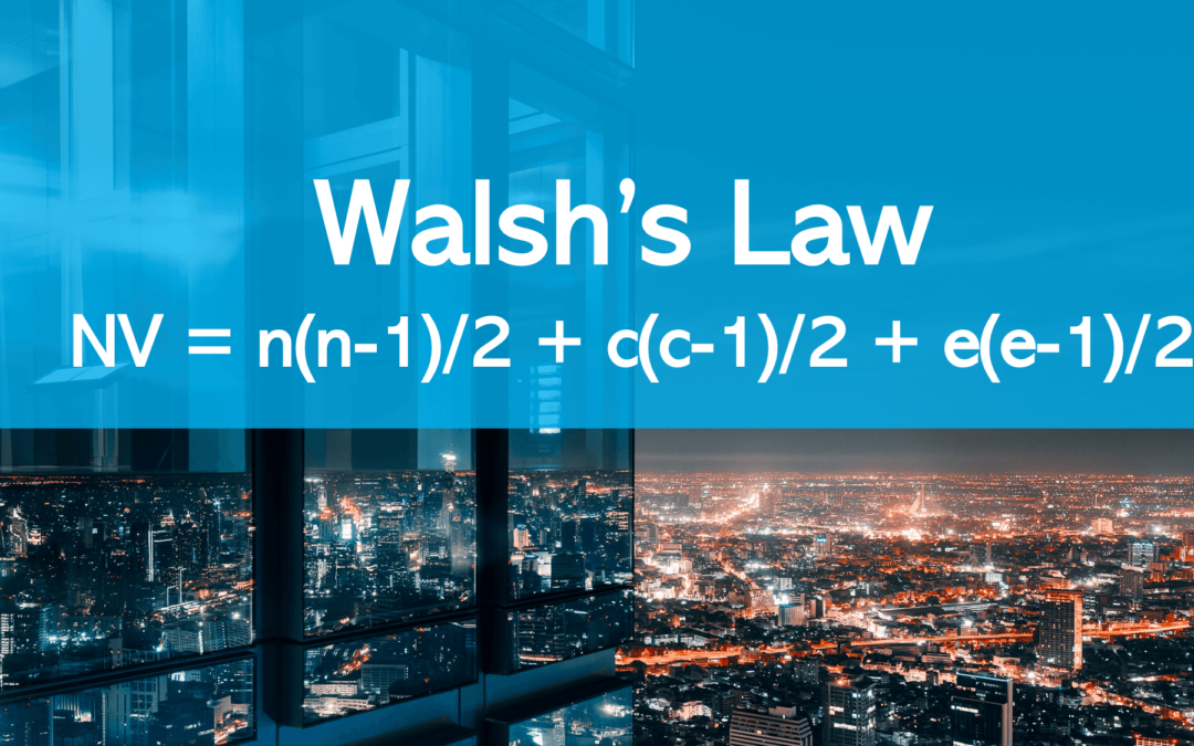 There's A New Law in Town: Walsh's Law